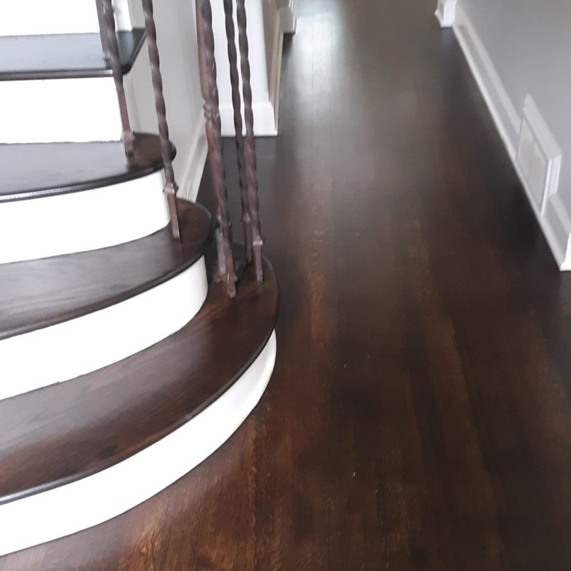 stairs and landing - image